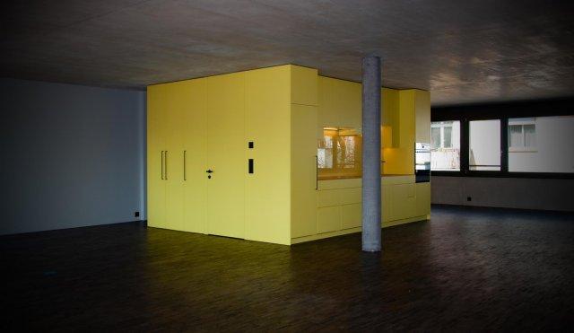 Sonnenbox in Loft-Studio