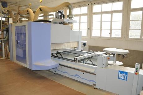 Bild 3 Küffer Schreinerei Produktionsstätte